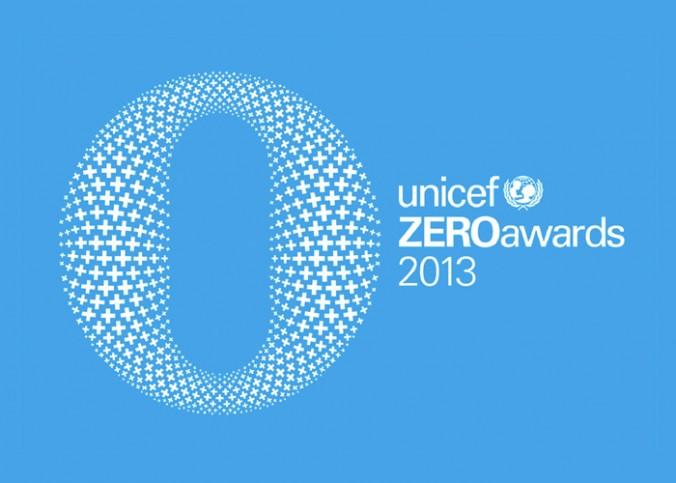 A Identidade do UNICEF ZEROawards