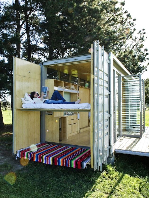 Casas container design culture - Casas hechas con containers ...