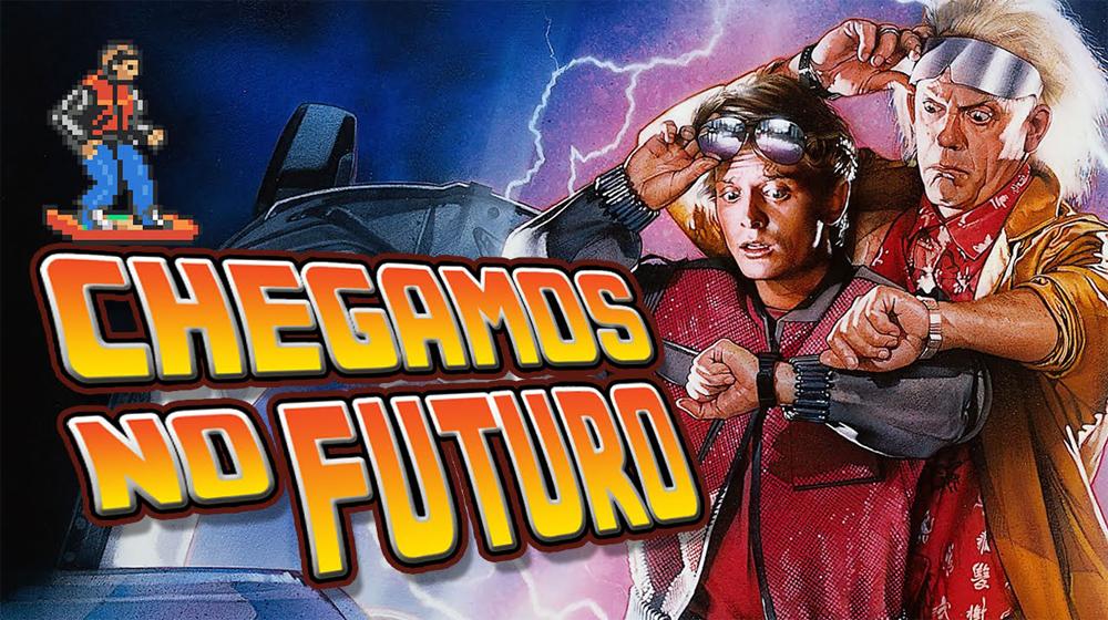 De volta para o futuro comemora 30 anos de história.