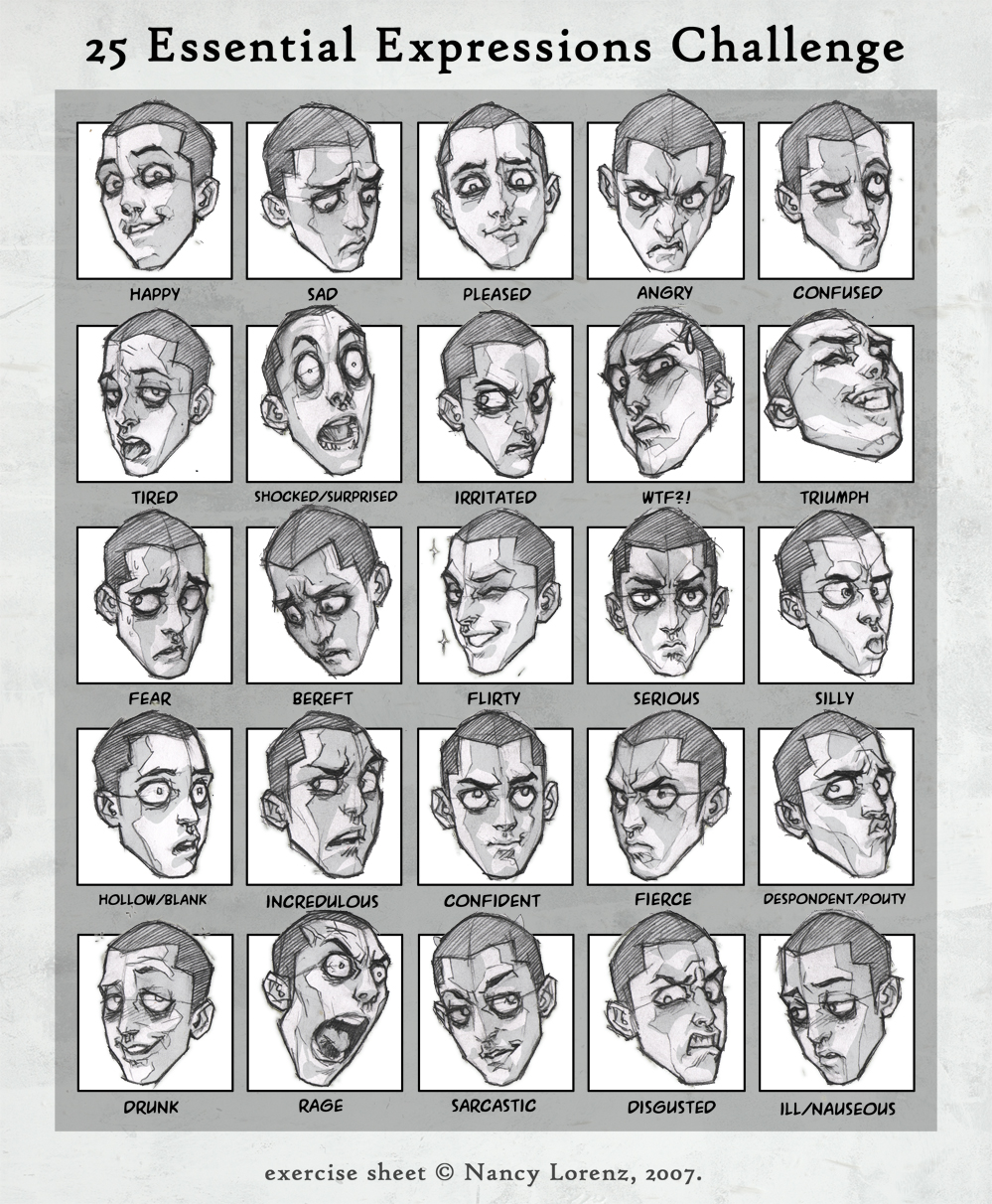 25_expressions_challenge_by_solitarium