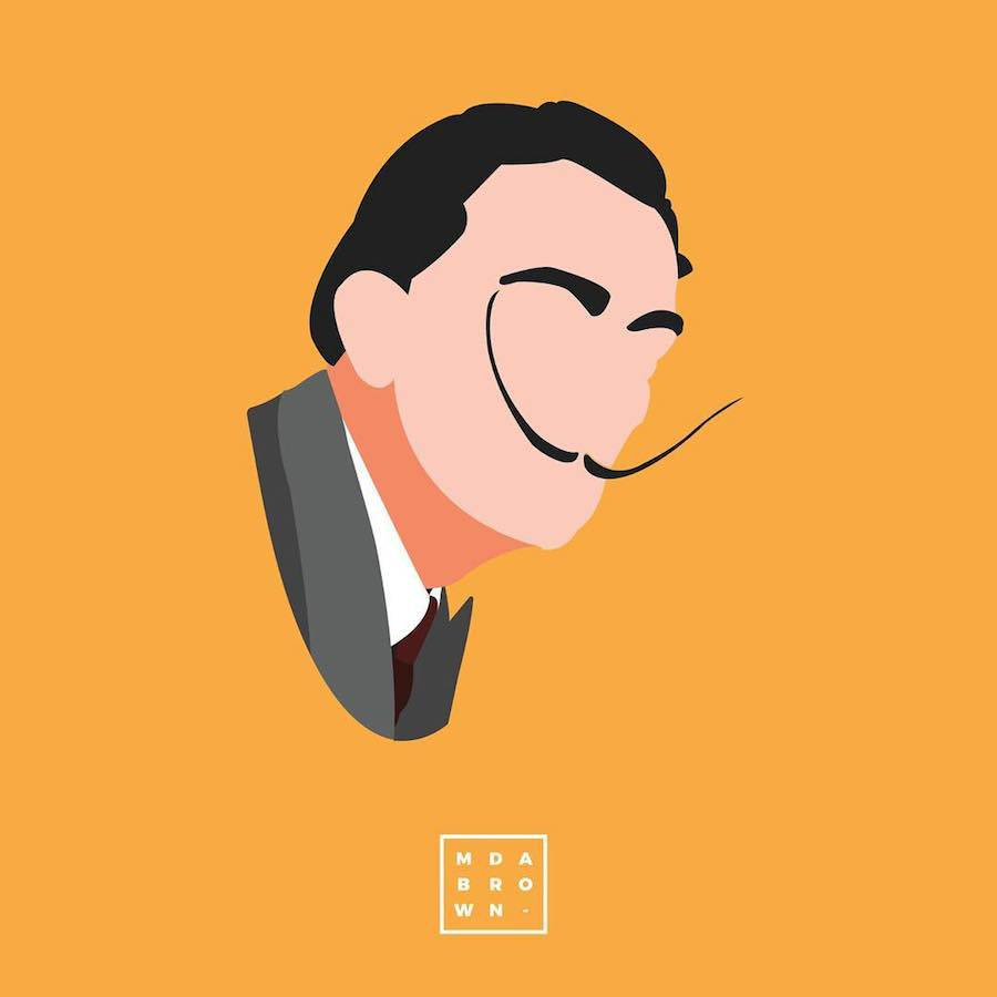 simple-and-accurate-illustrated-portraits-7-900x900